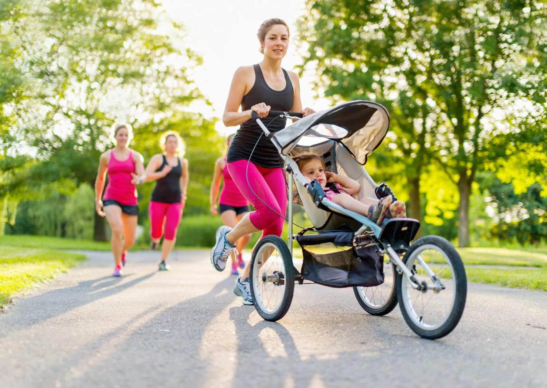 EĞLENCELİ & MUTLU ÇÖZÜMLER  Bebek Arabasını Egzersiz Üssüne Dönüştürün