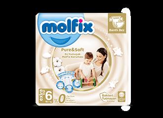 Molfix Pure&Soft  Extra Large