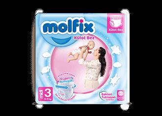 Molfix Midi Külot Bez